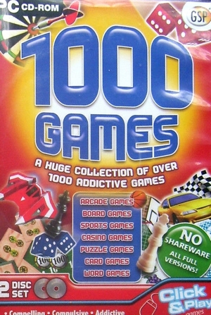 1000 Best Games - 1000 Best Games For Windows (Video Game!)