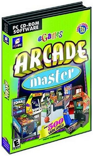 Arcade Master - Arcade Master (pc (video Game!))