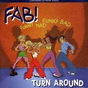 Fab - Turn Around (CD 2)