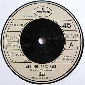 10cc - Art For Arts Sake (Vinyl!)
