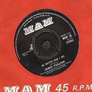 O'sullivan Gilbert - No Matter How I Try (Vinyl!)