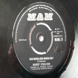 O'sullivan Gilbert - Ooh-Wakka-Doo-Wakka-Day (Vinyl!)