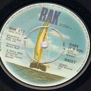 Racey - Baby It's You (Vinyl!)
