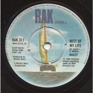 Racey - Rest Of My Life (Vinyl!)