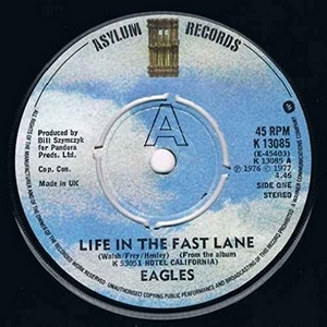 Eagles - Life In The Fast Lane (Vinyl!)