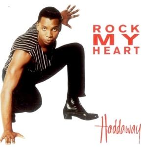 Haddaway - Rock My Heart (Vinyl!)