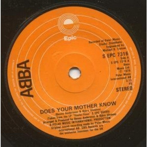 Abba - Does Your Mother Know (Vinyl!)