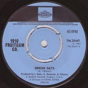 1910 Fruitgum Co - Simon Says (Vinyl!)