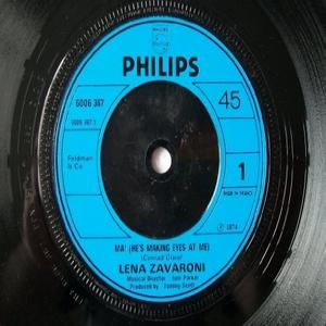 Zavaroni Lena - Ma He's Making Eyes At Me (Vinyl!)