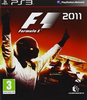 F1 2011 - F1 2011 Ps3 (Video Game!)